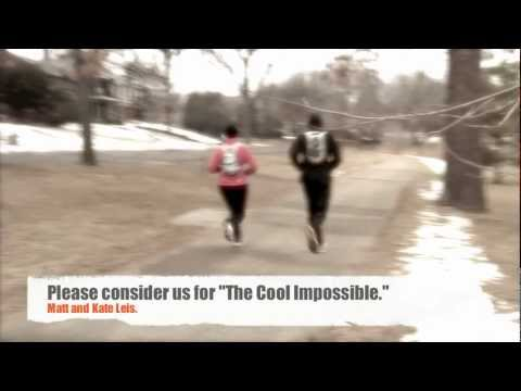 "Kate and Matt's ""The Cool Impossible"" application video."
