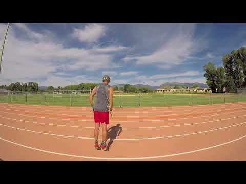 YOU can get FASTER and STRONGER, with these great RUNNING Drills