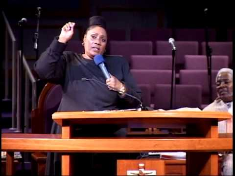 Dr. Carolyn Showell- And Suddently