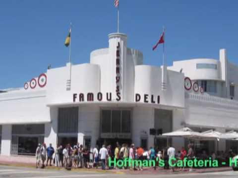 Art Deco District - Miami, FL