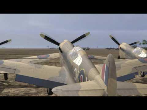 The Desert Dogfighter  - part 1