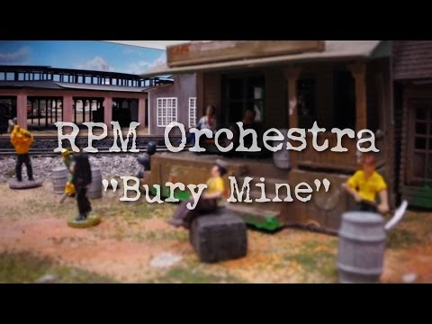 Bury Mine - RPM ORCHESTRA - Hit on all Sixes (Offi