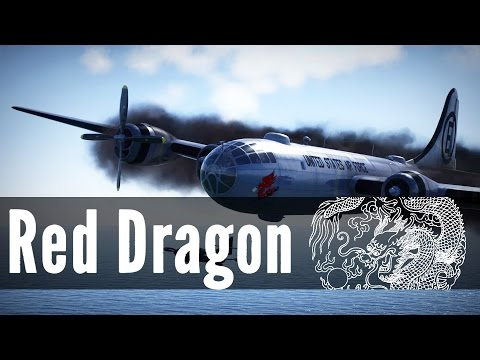 Red Dragon - A War Thunder Movie by Haechi