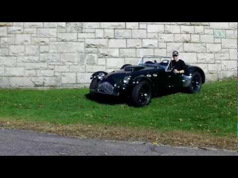 Allard J2X formerly owned by Steve McQueen