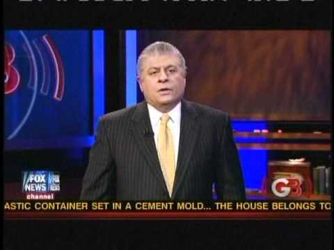 JUDGE NAPOLITANO: Obama did something EVEN Hitler did not do!
