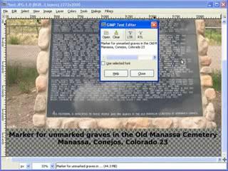 Labeling Digital Genealogy Images