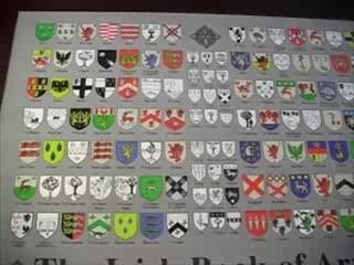 Irish Family Tartans- not. Coats of Arms.
