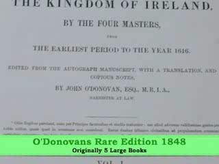 The Annals of Ireland - History & Genealogy