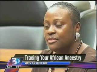 Steve Crump Finds His African Roots On WBTV