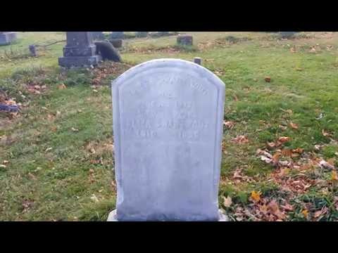 Follow up to Cleaning a Gravestone