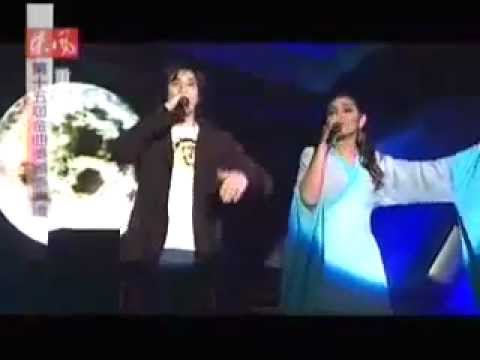 The Voice of Asia Siti Nurhaliza: Zheng Fu ( Conquest ).flv