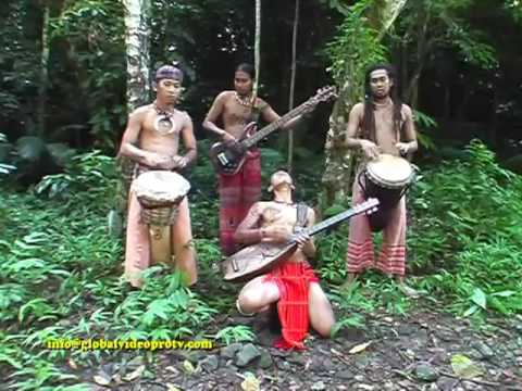 TRIBAL MUSIC (1) KADANGYAN OF CEBU, PHILIPPINES