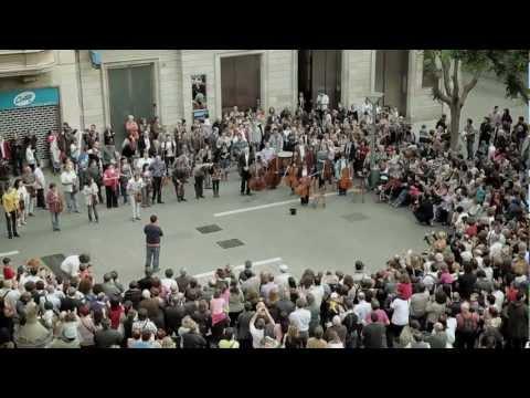 BANCO SABADELL - Som Sabadell flashmob