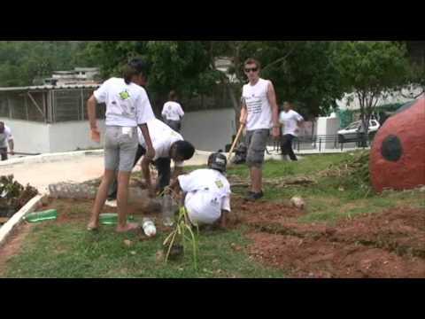 Dia de Fazer a Diferença na Praça Benedicta Cavalheiro