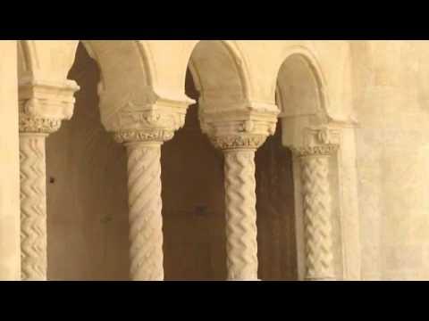 Modica - Chiesa e Chiostro S.Maria del Gesu'.flv