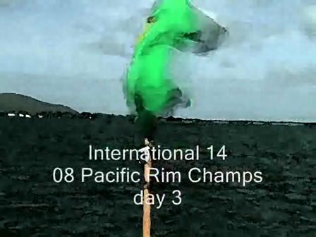 2008 I-14 PacRim Champs Day 3 gv