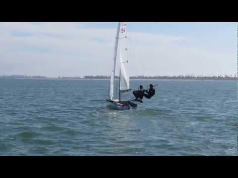 I14 2013 West Coast Champs Day 1 drift around 2