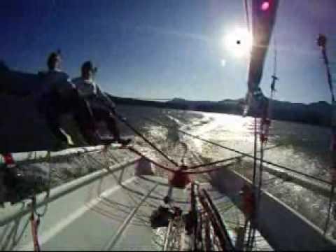 I-14 Practice Sailing