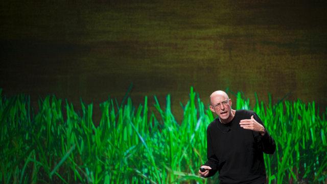 Michael Pollan: Sustainable Food