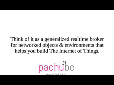 Pachube.com: overview