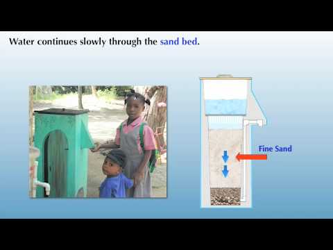 Clean Water Access for everyone - Introduction to the Bio-Sand Water Filter