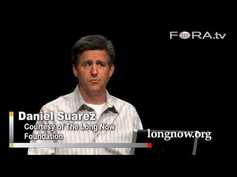 """How """"Bots"""" Control Your Life - Daniel Suarez"""