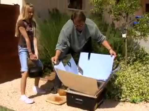 Solar Ovens: Nature-Powered Cooking