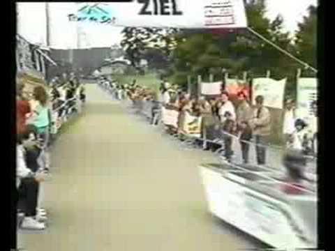 Worlds first Solar Race ever 1985 Tour de Sol