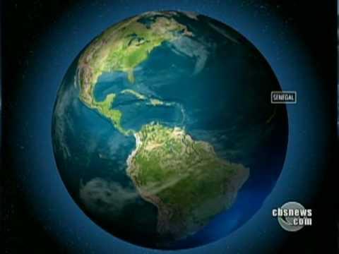 CBS Evening News; Katie Spotz