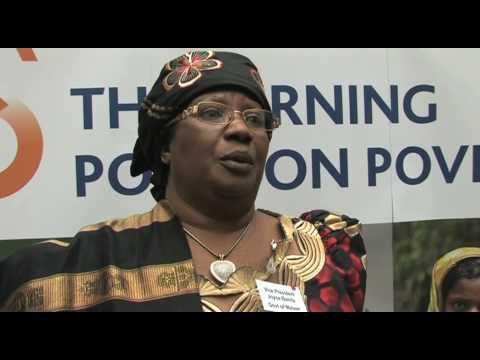 Agenda 2010: Helen Clark, Minouche Shafik, and Joyce Banda