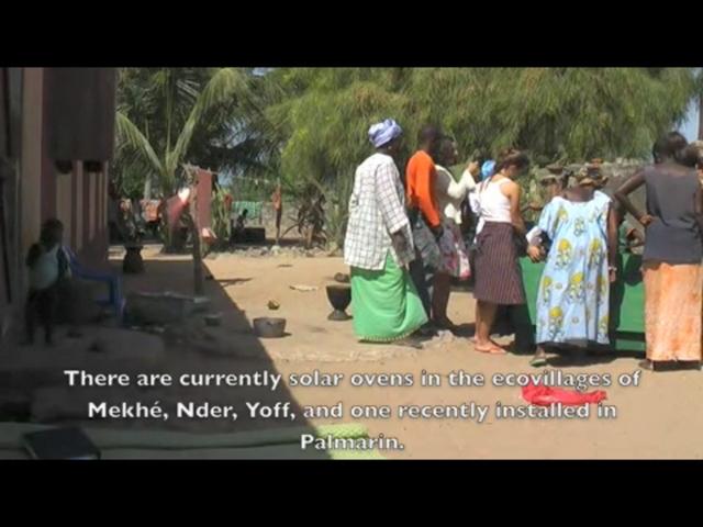 Solar Oven Project, Senegal