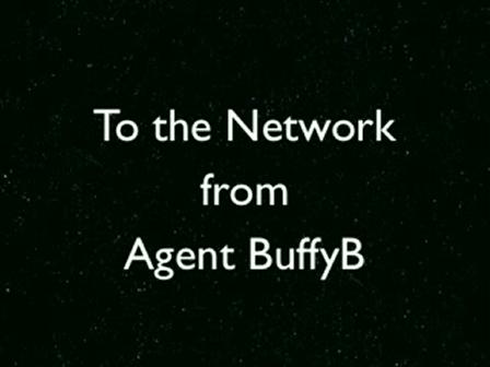 BuffyB's Message To The Network Season1