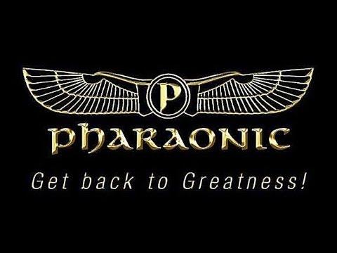 King King The King - Pharaonic Brand Design