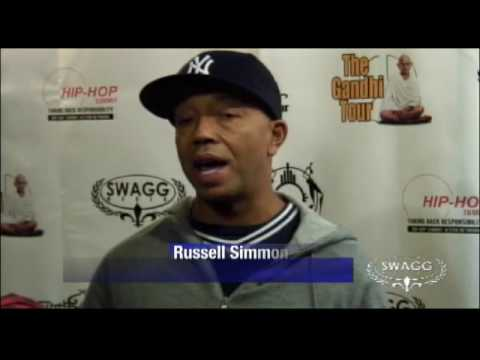Music 4 Peace Tour Press Conference at Sundance 2010 Russell Simmons