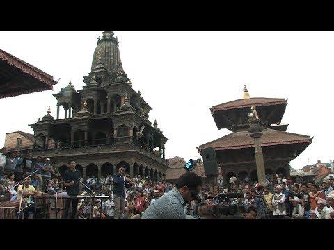 Music 4 Peace Concert on Gandhi's Birthday in Nepal