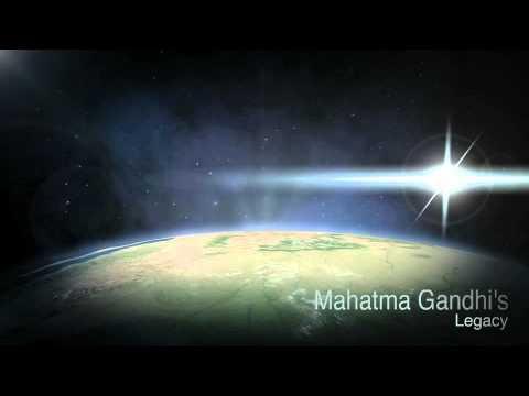 Music 4 Peace presents Gandhi Tour TV / Mahatma Gandhi International Day of Nonviolence (intro)