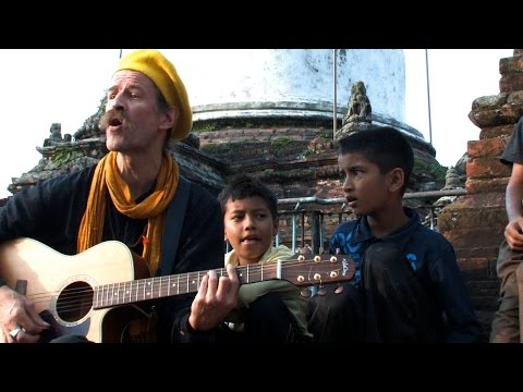 1001 Ways - I just hope - live in Kirtipur  - Music 4 Peace