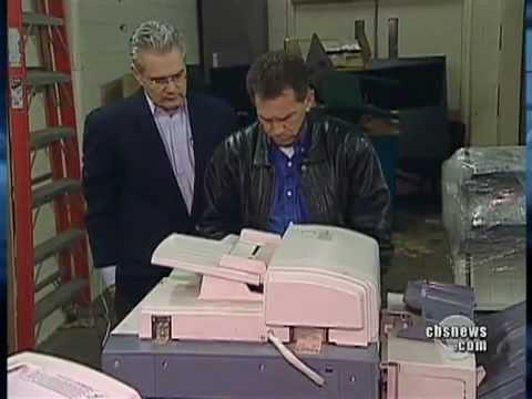A Risk Manager's Must Watch - Digital Photocopiers Loaded With Secrets