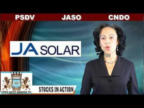(PSDV, JASO, CNDO) CRWENewswire.com Stocks In Action