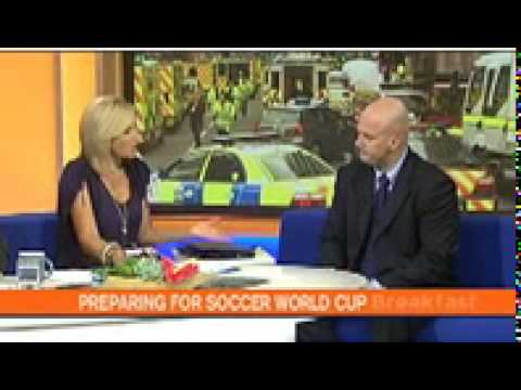 Soccer World Cup 2010-Travel Security and Terrorism Threats