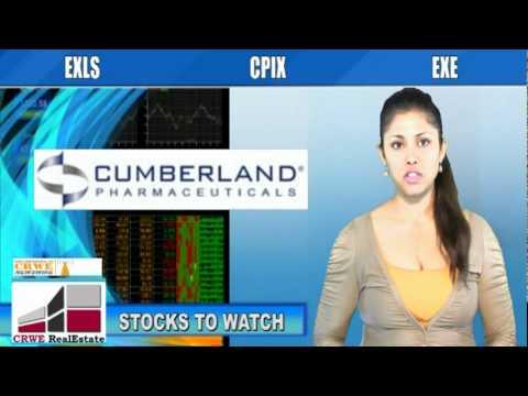 (EXLS, CPIX, EXE) CRWENewswire.com Stocks to Watch for Wed Feb. 29, 2012