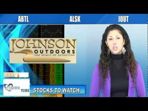 (ALSK, ABTL, JOUT) CRWENewswire.com Stocks to Watch for Friday March 02, 2012