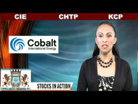 (CIE, CHTP, KCP) CRWENewswire.com Stocks In Action