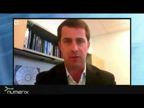 Visualizing Capital Markets - Google Glass, Technology Innovation & Financial Services    Numerix