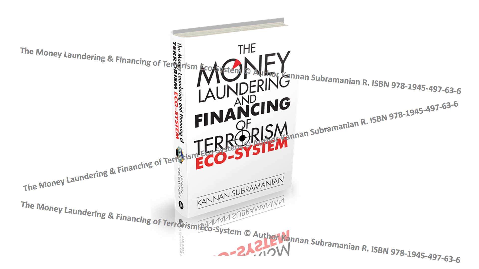 KANNAN Book Overview - The Money Laundering & Financing of Terrorism