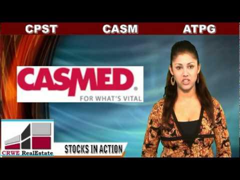 (CPST, CASM, ATPG) CRWENewswire.com Stocks In Action
