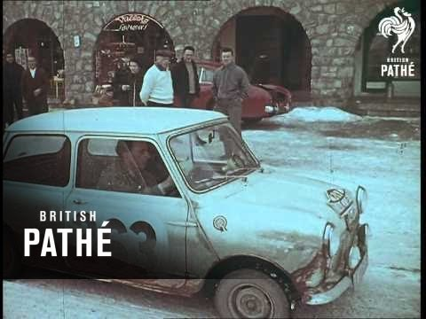 The Road To Monte Carlo (1960)