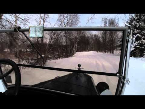 Tin Lizzy Snowmobile Stowe VT 2-2015 Albert Mach Fine Art