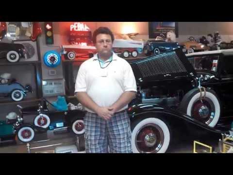 Seiverling Museum LLC the Pedal Car Museum!!