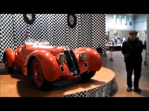 Interview with Dr Simeone of the Simeone Foundation Museum